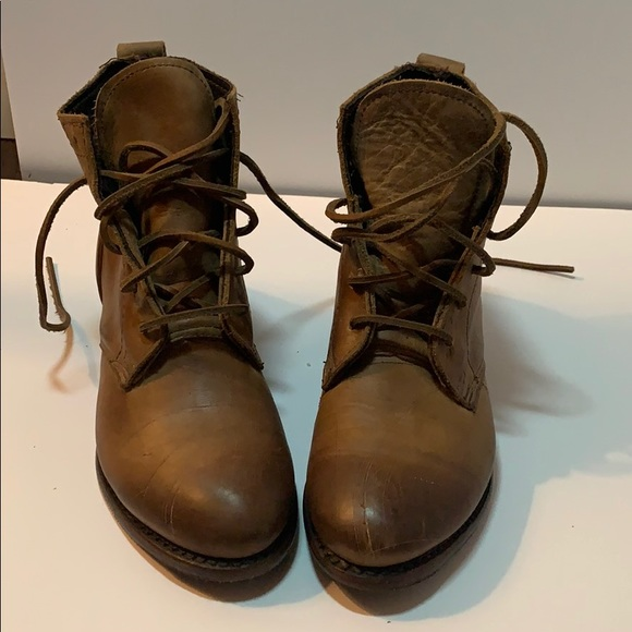0ff65c2be13 Vintage Shoe Company Lilly Lace up Boots